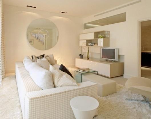 Ambiente decoração branco......
